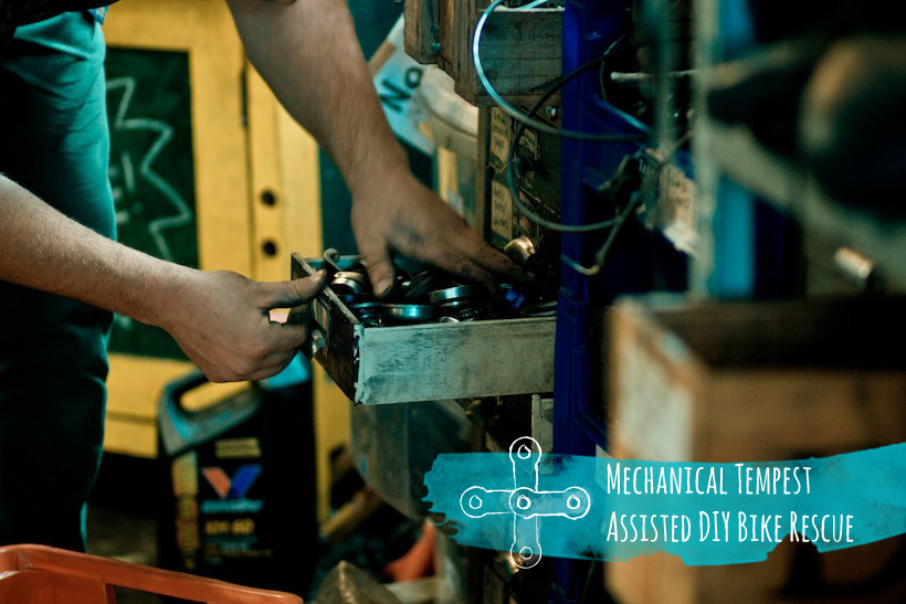 Mechanical Tempest DIY Bike repair Wellington